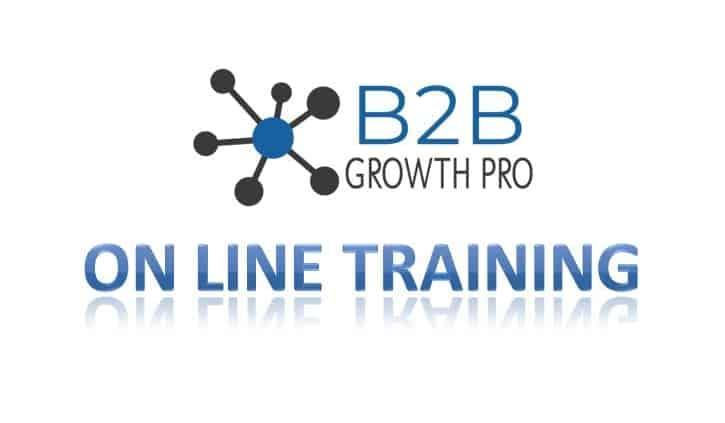 B2B Sales training course for LinkedIn