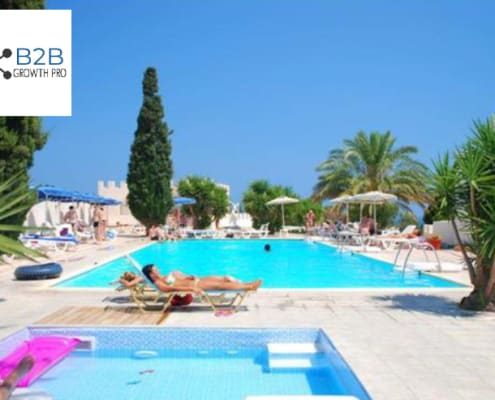 Hotel for Sales in Rhodes Greece