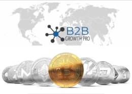 B2B GROWTH PRO now accepts payments in Cryptocurrencies