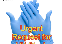 Request for Nitrile Gloves Stock in UK