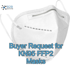 Buyer Request KN95 FFP2 Masks