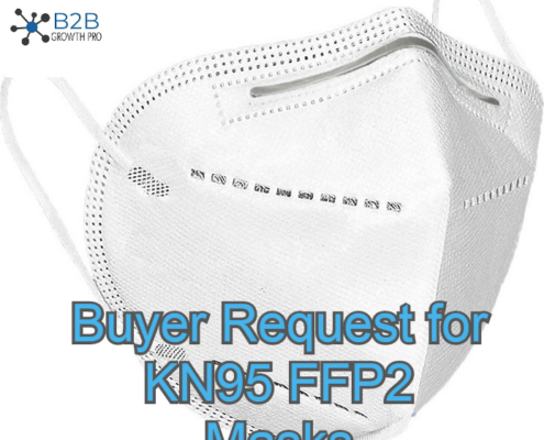 Buyer Request KN95 FFP2 Masks