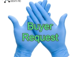 Buyer Request for Nitrile Gloves in Germany