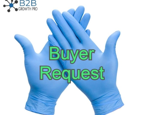 Buyer Request for Nitrile Gloves